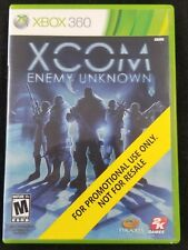 XCOM: Enemy Unknown Promotional Copy **360**USED**