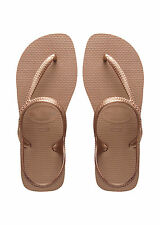 Havaianas Flash Urban Sandali da Donna Oro (rose Gold 3581) 37/38 EU (35/36 BR