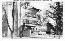 Modesto California Stanislaus Office Building Antique Postcard K90273
