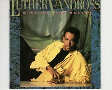 CD	LUTHER VANDROSS	give me the reason	EX-	 (R2798)