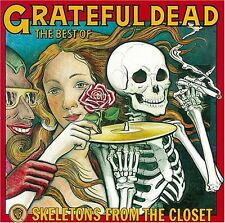 THE BEST OF GRATEFUL DEAD - Skeletons from the closet - CD nuovo SIGILLATO