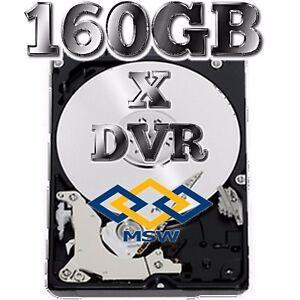 """HARD DISK HD 160GB 7200RPM SATA 3.5"""" PER SISTEMI DI VIDEOSORVEGLIANZA DVR E NVR"""