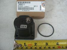 Fuel Solenoid for Cummins N14 & 855 12V PAI P/N 180211 Ref.# 3054611 4024808