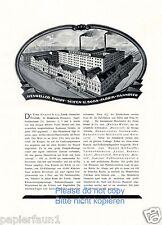 Seifenfabrik Henkel Hannover Reklame von 1922 Seife Soda Waschmittel Werbung ad