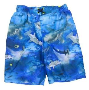 Boys Ocean Pacific Swim Shorts 4-5 Years Only Quality but Priced To Clear
