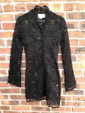 STONE COLD FOX: Long Sleeves Lace Dress Size 0 NWT