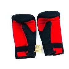 Black & Red Century Boxing Gloves, Size Large EUC