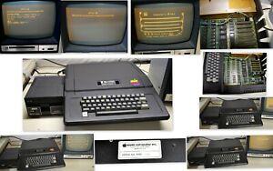 Museum Item Original Bell & Howell  Computer Apple II S# A2S1-25821
