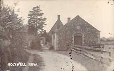 Holywell Row near Mildenhall. Farm & Fence.