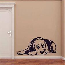 Beagle Wallsticker Wallpaper Wand Schmuck 30 x 55 cm Wandtattoo