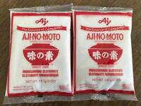 【Pack of 2】AJINOMOTO  Umami Seasoning (Monosodium Glutamate/MSG) - 5oz*2