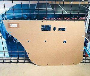 VB-VL Holden Commodore Rear Door Trim Backing Board/Door Card