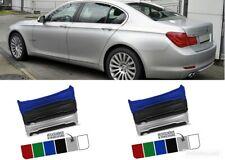 Original hinten Stoßstange grundiert Abschlepphaken BMW 7 F01 F02 F04 2008-2012