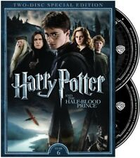 Harry Potter and the Half-Blood Prince [New DVD]
