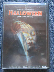 DVD HALLOWEEN LIMITED EDITION BOX SET 2 DVD SET AND SPECIAL COVER NUMBER 19422
