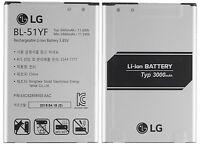 ## NEW OEM  LG Rechargeable Li-ion Battery for LG G4 (3000mAh 3.8V) BL-51YF