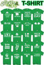 St Patricks Día camiseta Duende Irlanda irlandés Paddy Top Gracioso pub cerveza borracho