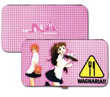 Wagnaria!! Inami & Popura Hinge Wallet