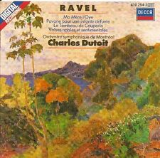 Various Artists : Ravel: Ma Mere lOye; Pavane; Le Tombeau CD