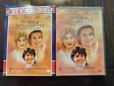 BRAND NEW! Sense and Sensibility: Special Ed w/RARE Slipcover, 1999, DVD