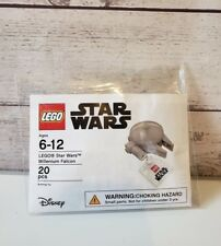 LEGO Star Wars Mini Millenium Falcon Rare Target Exclusive Polybag 20 PCS