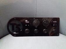 Switch Control Panel USB 12V Socket V Gauge Camper Volkswagen VW T5 Transporter