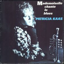 PATRICIA KAAS MADEMOISELLE CHANTE LE BLUES 45T SP POLYDOR 885.787
