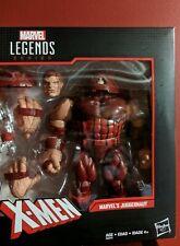 Marvel Legends JUGGERNAUT ONLY 80th Anniversary X-Men Colossus LOOSE