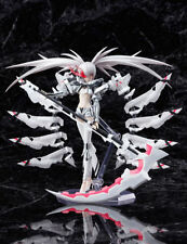 Black Rock Shooter White Premilim Anime Action Figure Collection Statue Toy