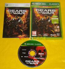 GEARS OF WAR 1 XBOX 360 Versione Ufficiale Italiana Classics »»»»» COMPLETO