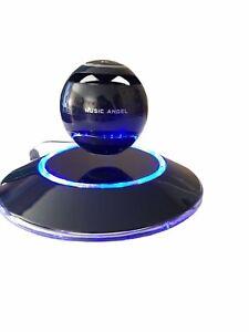 Music Angel Levitating Bluetooth Speakers Wireless Floating Speaker with LED