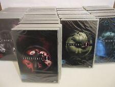 Expediente X - 9 TEMPORADAS + PELICULA - 54 x DVD - 2005 - Spain - NM+/NM+