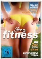 SEXY FITNESS - ROSHAN,PIERRE  2 DVD NEUF