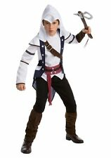 Licensed Assassin's Creed Connor Classic Game Child Teen Boys 14-16 Costume