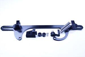 Holley 4150 4160 Black Aluminum Throttle Cable Carb Bracket Carburetor SBC