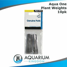 Aqua One 6cm Plant Weight - Pack of 10