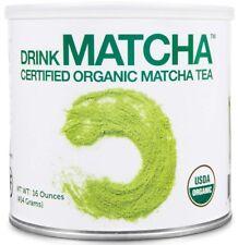DrinkMatcha - Matcha Green Tea Powder - USDA Organic - 100% Pure Matcha Green...