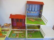 Vintage 1970 Barbie House Lively Livin House