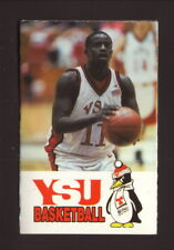 Youngstown State Penguins--2002-03 Basketball Pocket Schedule--Cellular One