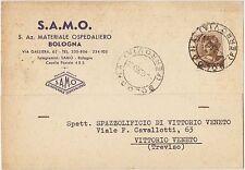 BOLOGNA - S.A.M.O. MATERIALE OSPEDALIERO 1963