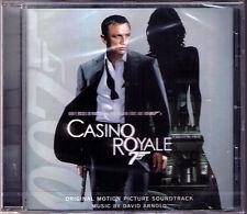 007 CASINO ROYALE James Bond 2006 DAVID ARNOLD Score OST CD Soundtrack Sony NEU