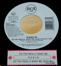 Robyn 45 Do You Really Want Me (Show Respect) w/ts  2 mixes