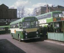 Photo. 1971-2. Guildford, UK. Onslow St bus station