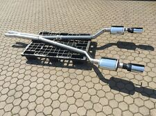 Stainless Steel Exhaust System 2.99in Audi RS6 S6 A6 Quattro