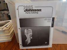 2005 Johnson Parts Catalog: 40 HP (737cc), 2 Stroke, P/N #5006025, #71C