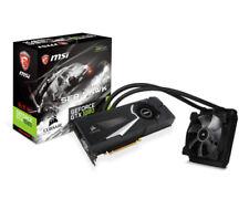 Schede video e grafiche MSI NVIDIA GeForce GTX 1080 per prodotti informatici