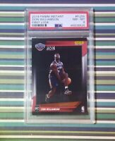 2019  ZION WILLIAMSON RC Panini Instant First Look ROOKIE PSA 8 Low Pop 694