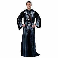 New Star Wars Being Darth Vader  Fleece Snuggies with Sleeves in box