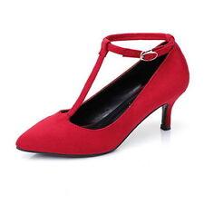Markenlose Schuhe mit mittlerem Absatz (3-5 cm) für Damen