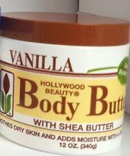 Hollywood Cocoa Butter All Body Creams  VANILLA